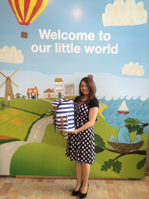 Anglia Business Exhibition Katy Pointer